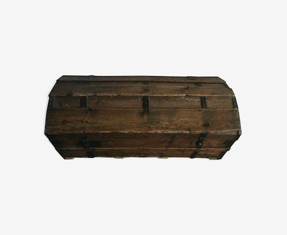 Metal ironwood trunk