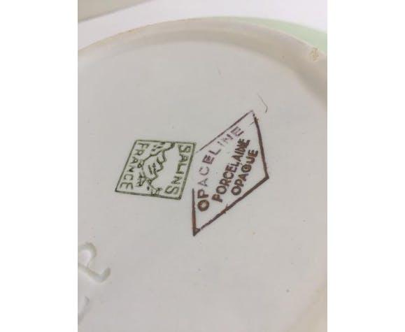 Soupière en porcelaine  de Salins