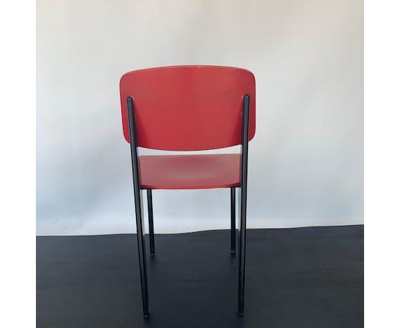 Suite de 6 chaises