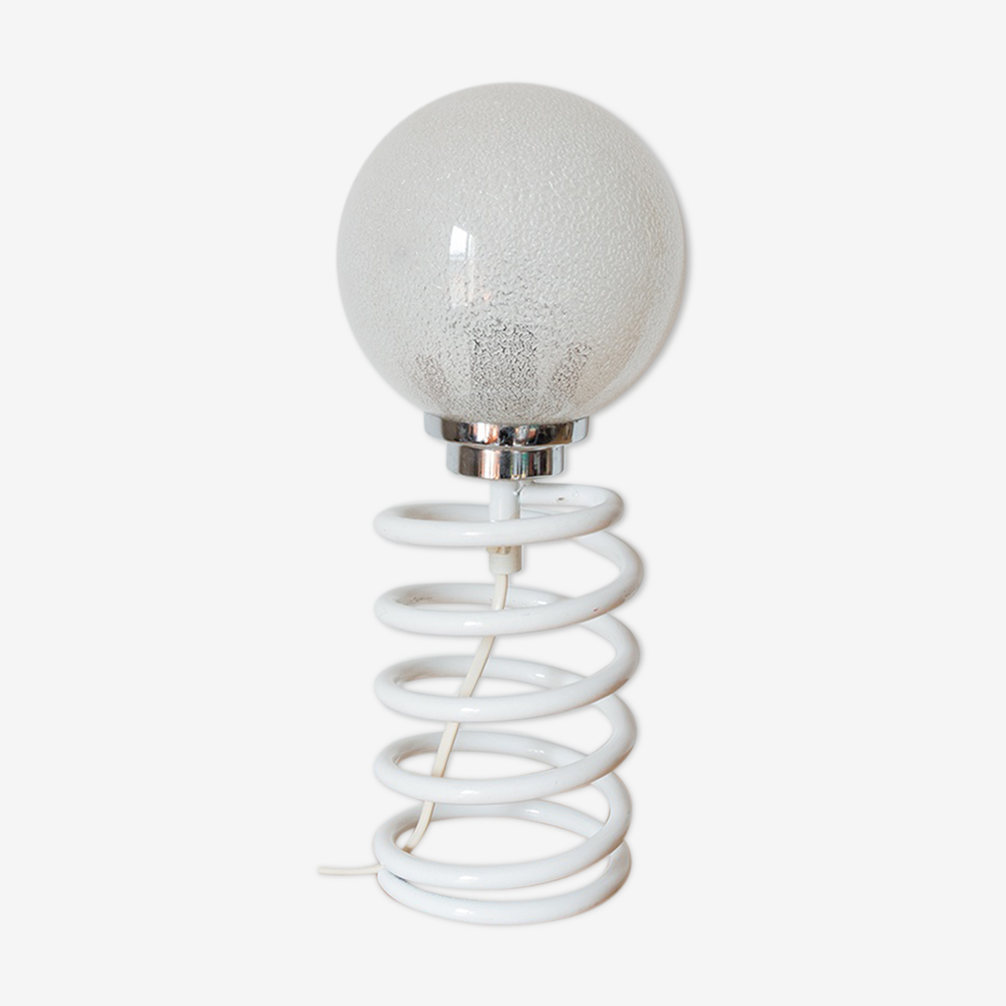 Lampe ressort 1970