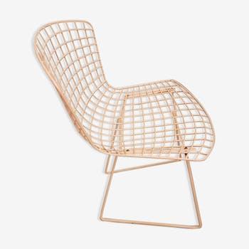 chaise bertoia des annes 70 knoll - Chaise Bertoia