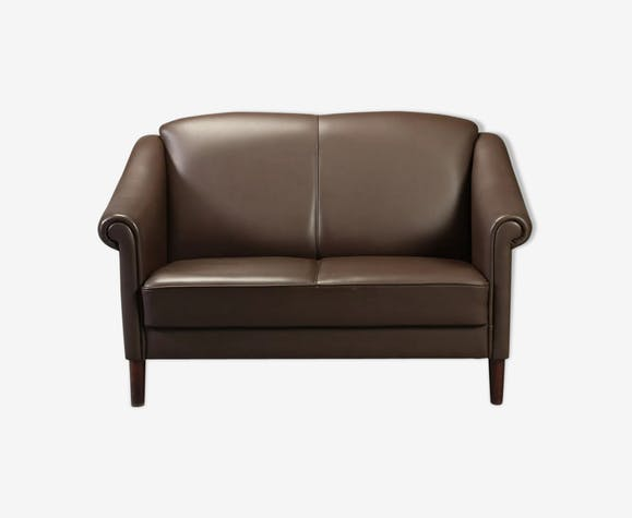 Canapé en cuir 1970