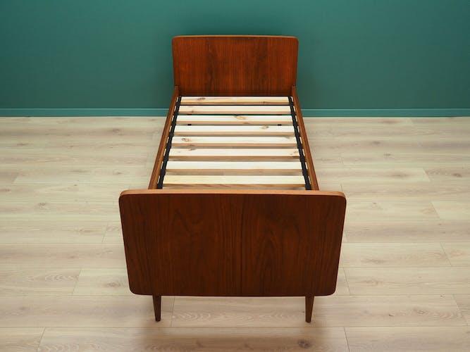 Cadre de lit scandinave des années 60/70