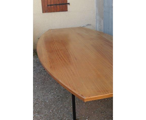Table de conférence vintage