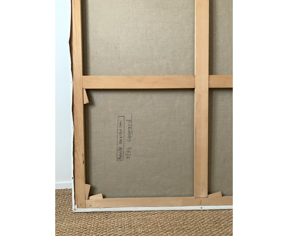 Table raw art 130x130