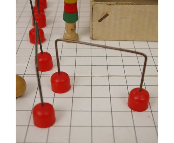 Jeu de croquet de table