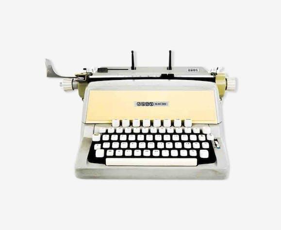 Machine à écrire vintage Japy SM 35