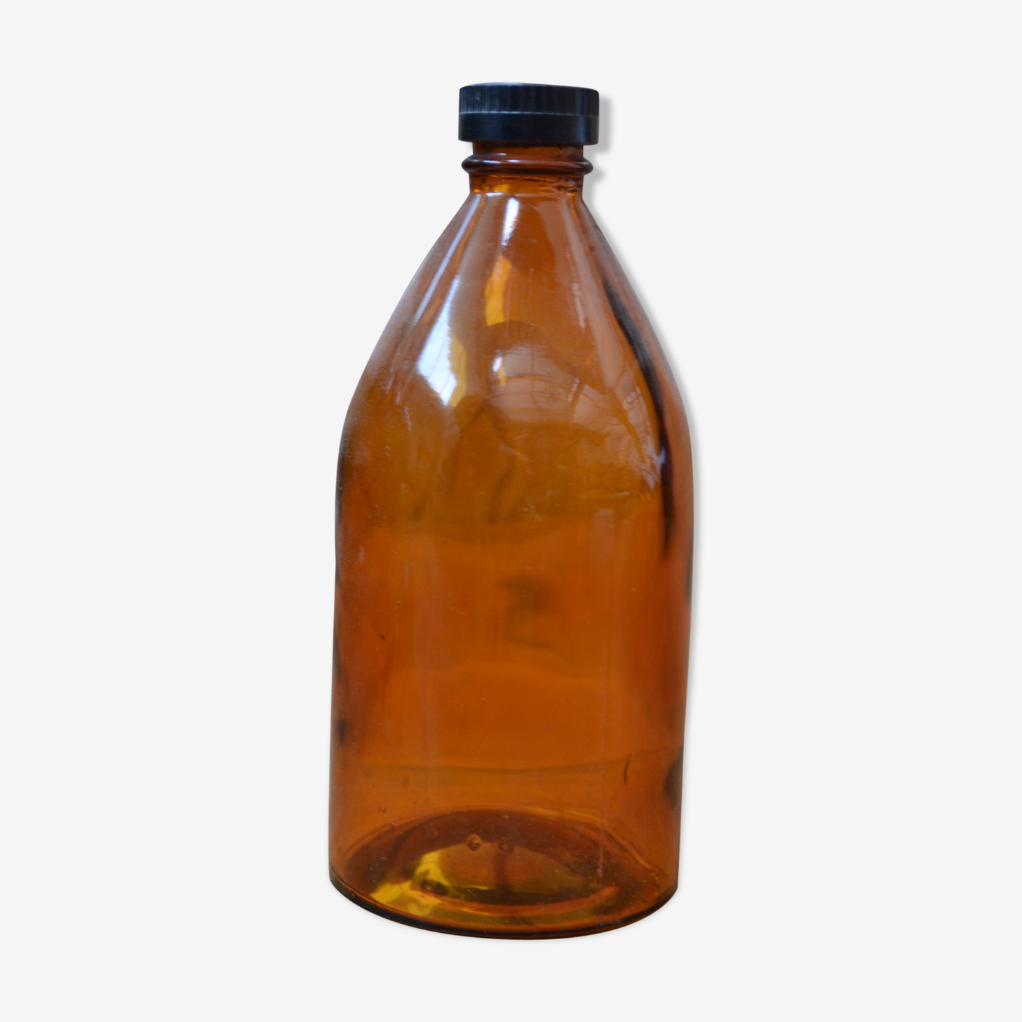 Bottle of pharmacist