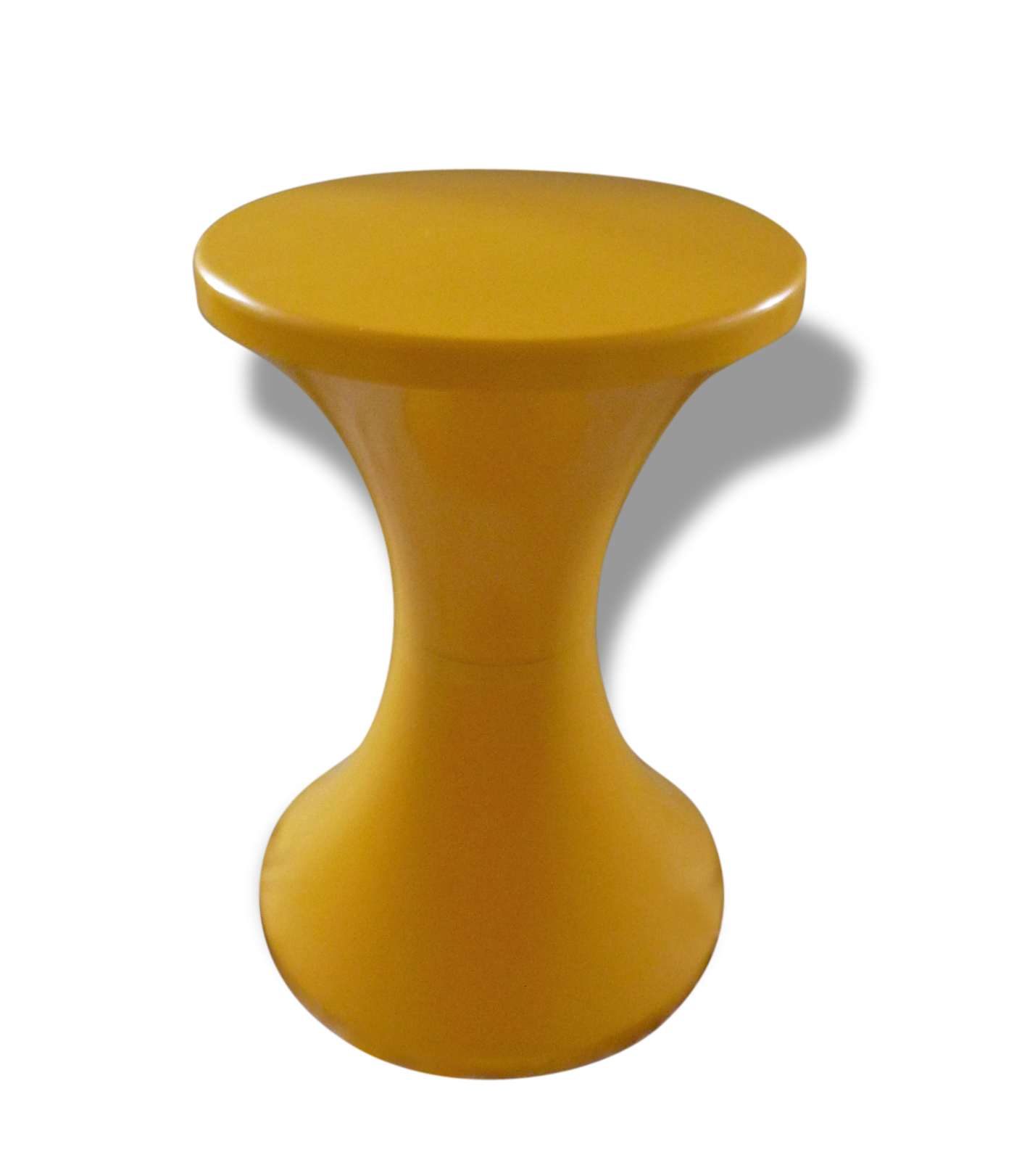 Tabouret Tam Tam Original tabouret tam tam orange vintage meubles, décoration du xxe