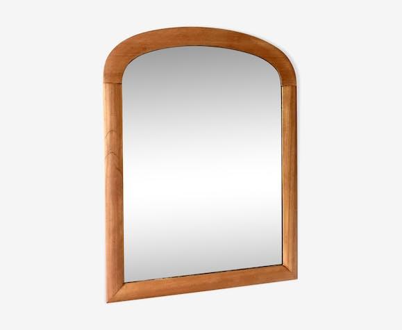 Miroir en bois  32x42cm