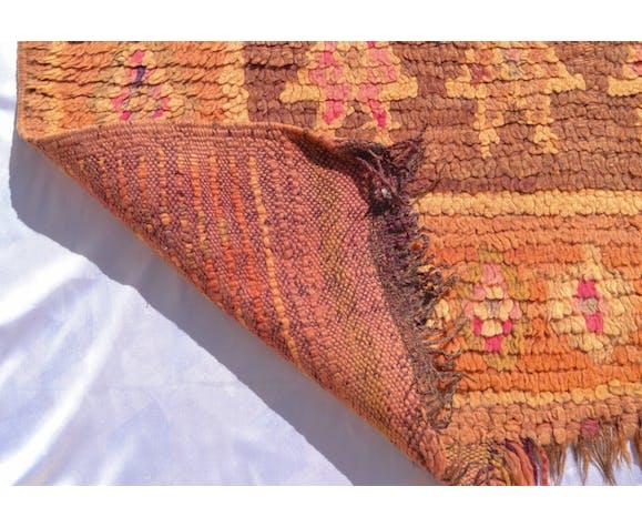 Carpet Moroccan kilim - 210 x 82 cm