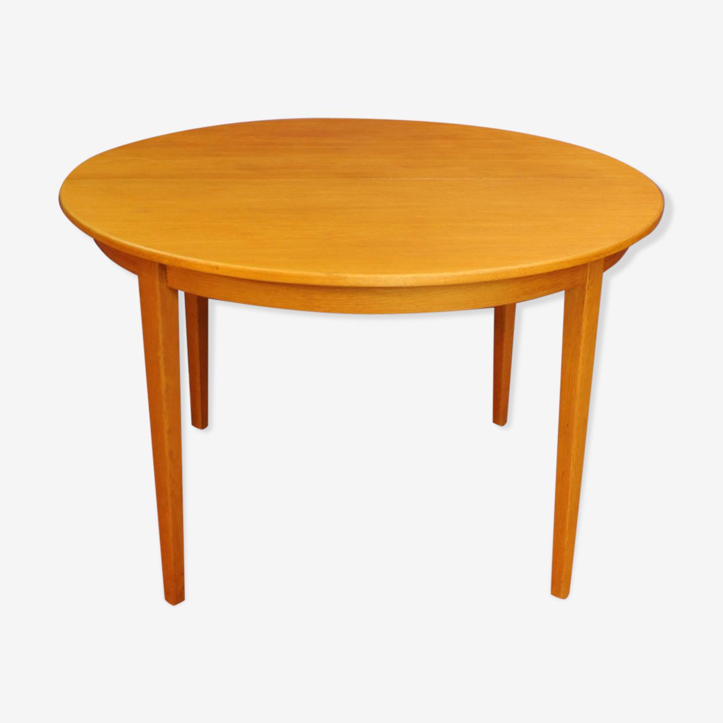 Table de salle à manger retro Lata 60-70 teck
