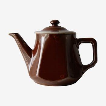 Cafetière marron glacé