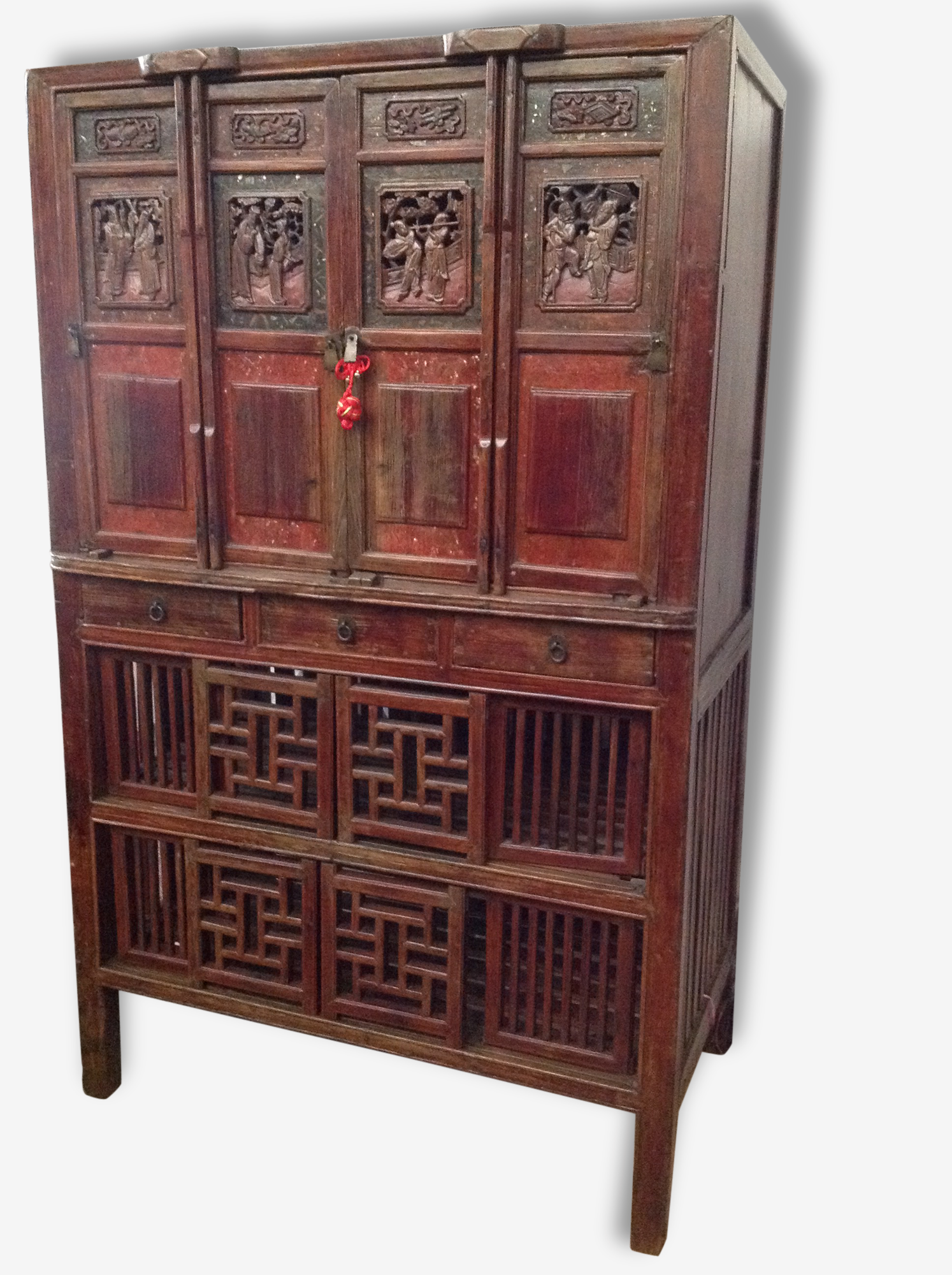 Très original meuble de cuisine en provenance de Chine