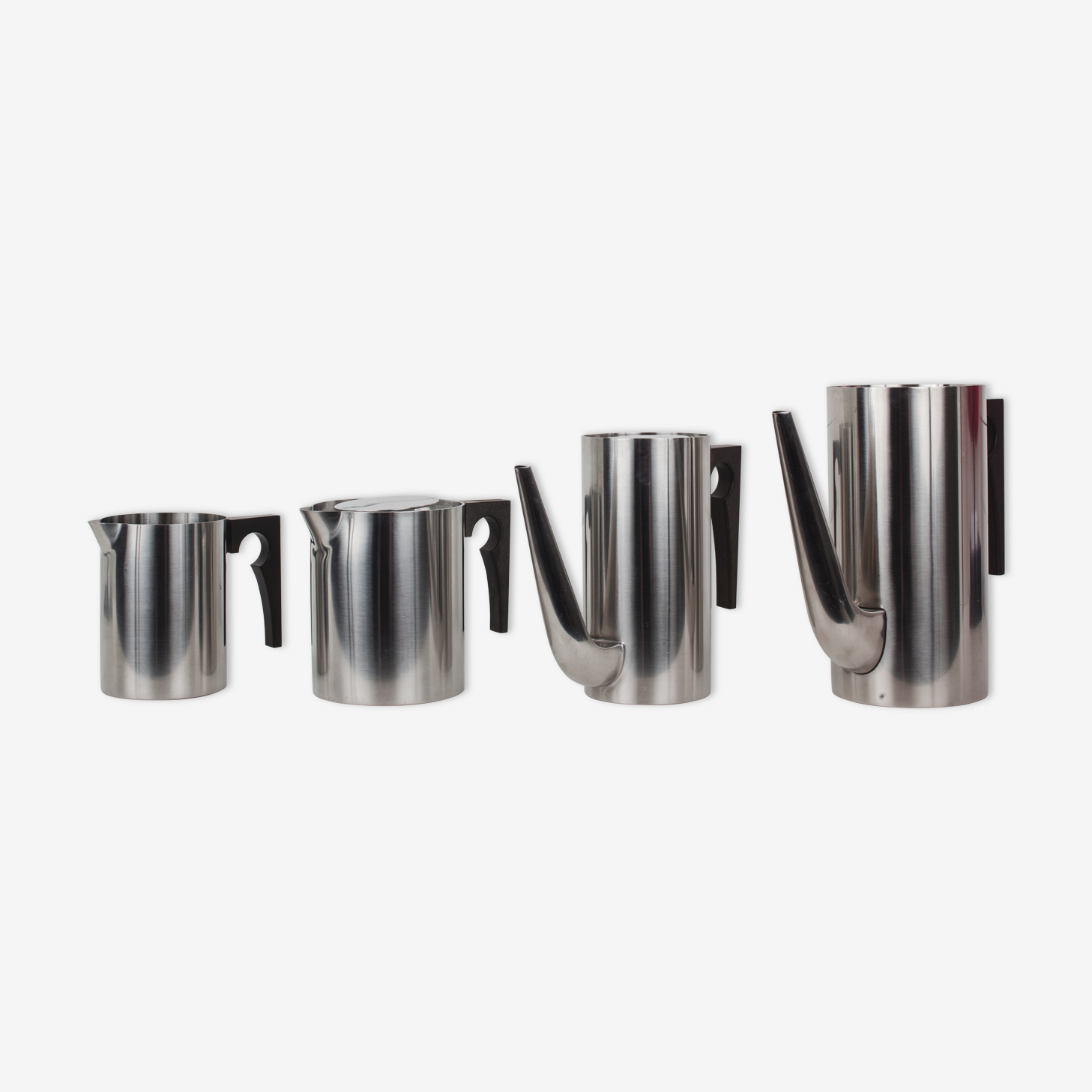 Service by Arne Jacobsen for Stelton stainless