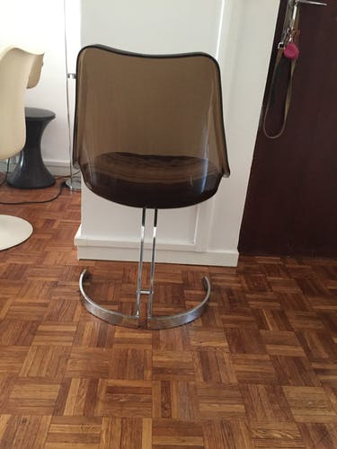 Hull Tobacoff chairs series