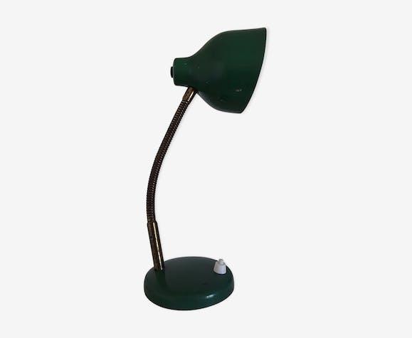 Lampe De Bureau Vintage Verte Metal Vert Vintage Wy6jfhp