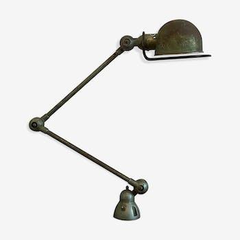 Jieldé articulated workshop lamp 1950s