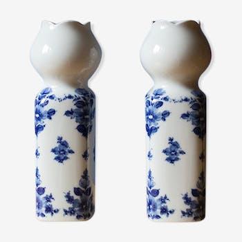 Paire de vases des années 70