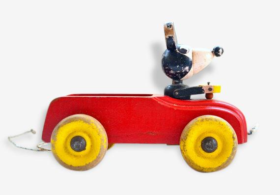 Rare jouet des année 1930 Mickey collection