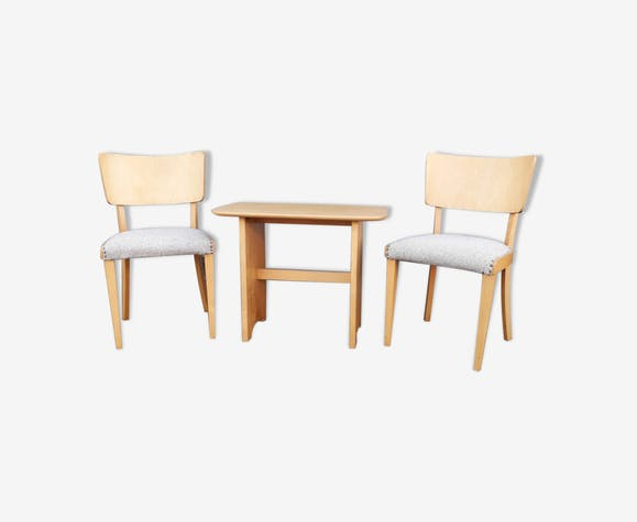 Chairs and table 1950