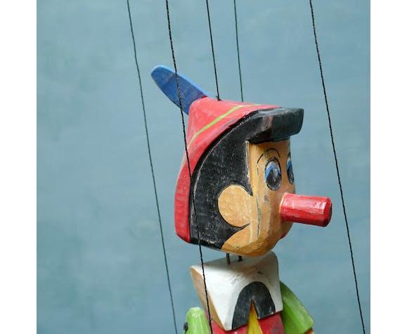 Marionnette Pinocchio années 60