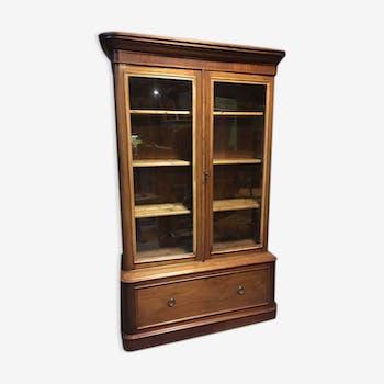 biblioth que style classique 3 2 1 chinez. Black Bedroom Furniture Sets. Home Design Ideas
