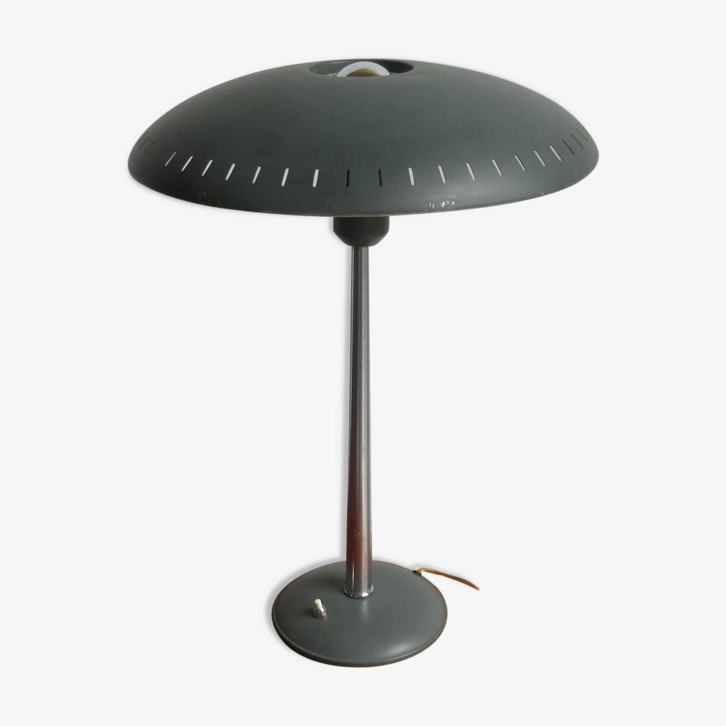 "Lampe de table ""Evoluon"" - Louis C. Kalff pour Philips"