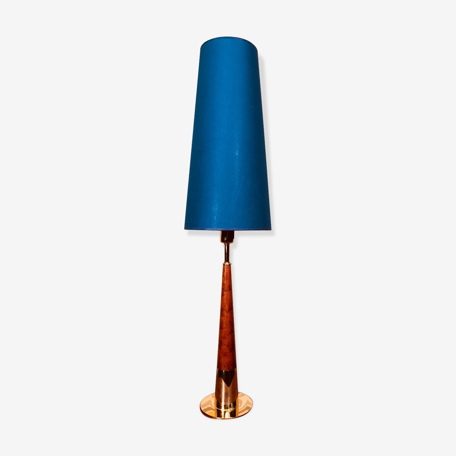 1970 brass lamp