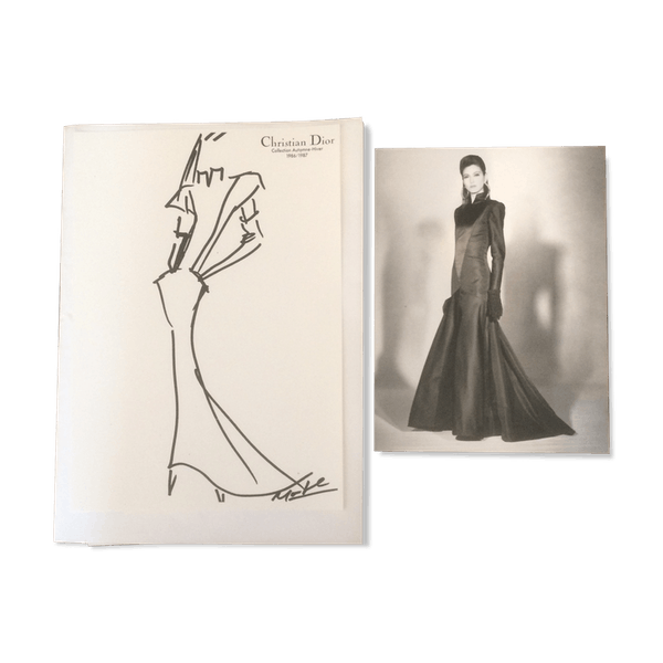 Sketch With Press Of A Photograph Mode Selency