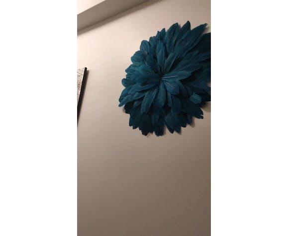 Juju-hat bleu canard