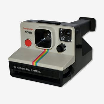 Appareil photo polaroid land camera Supercolor 1000