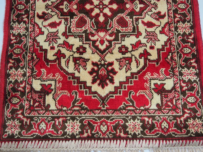 Tapis Oushak - 50x35cm