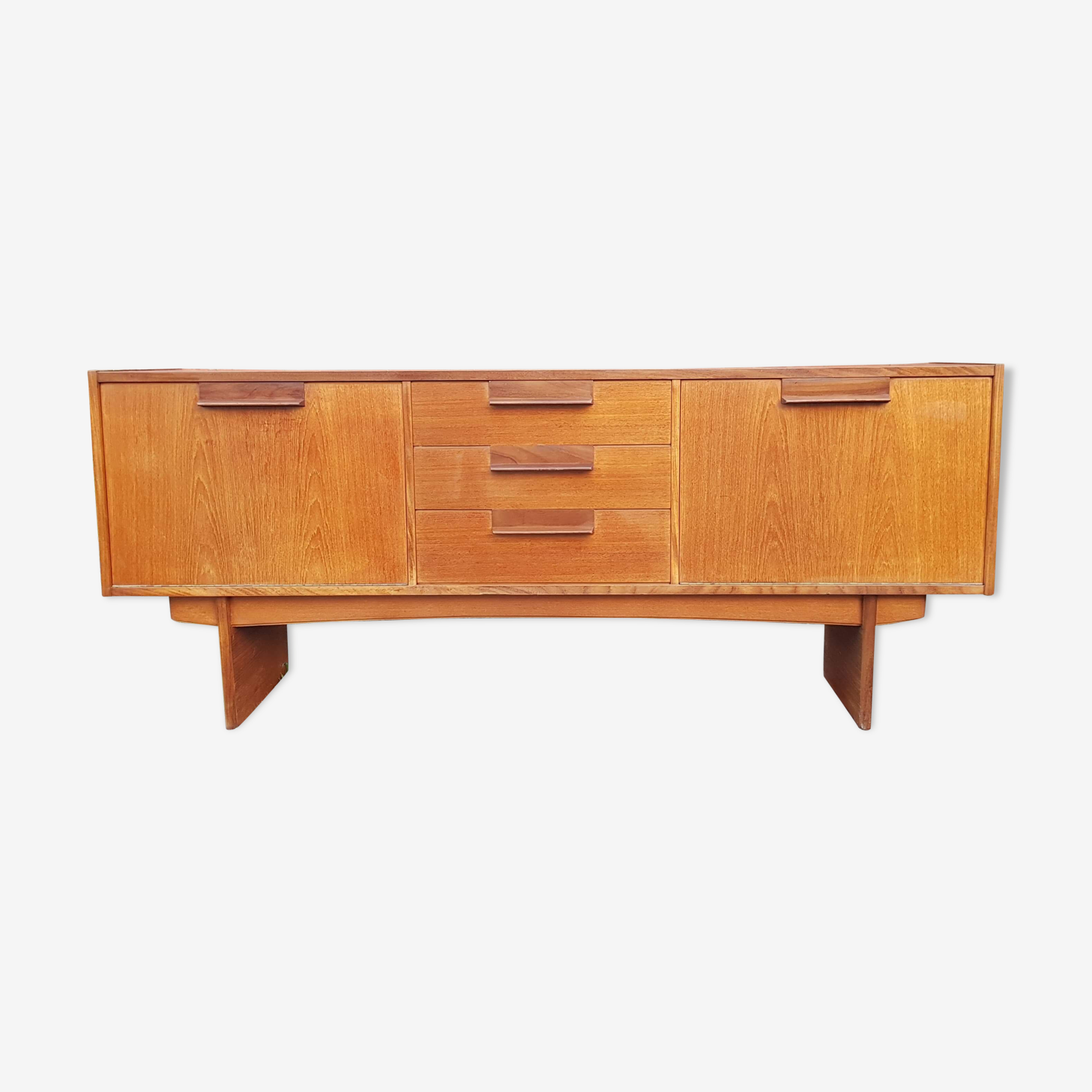 Scandinavian sideboard dating back to the 1960s teak