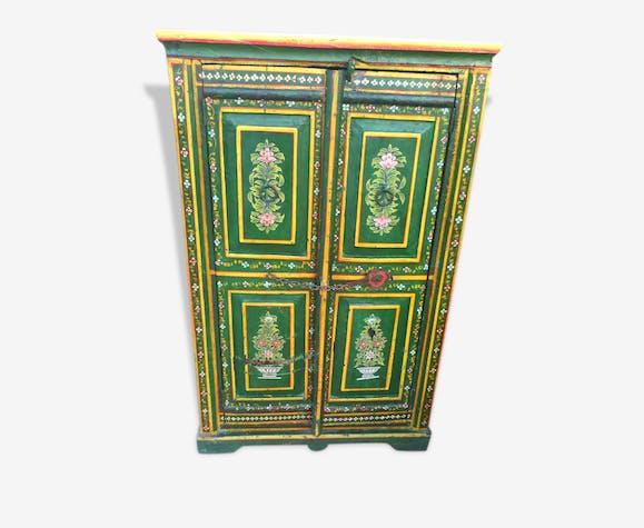 meuble indien ancien vintage