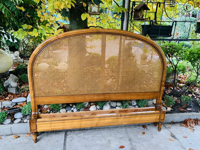 Old canning headboard 160cm