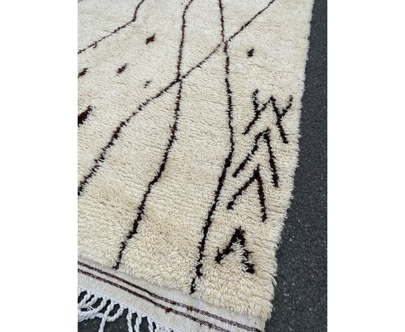 Tapis berbere Beni Ouarain 200x280 cm