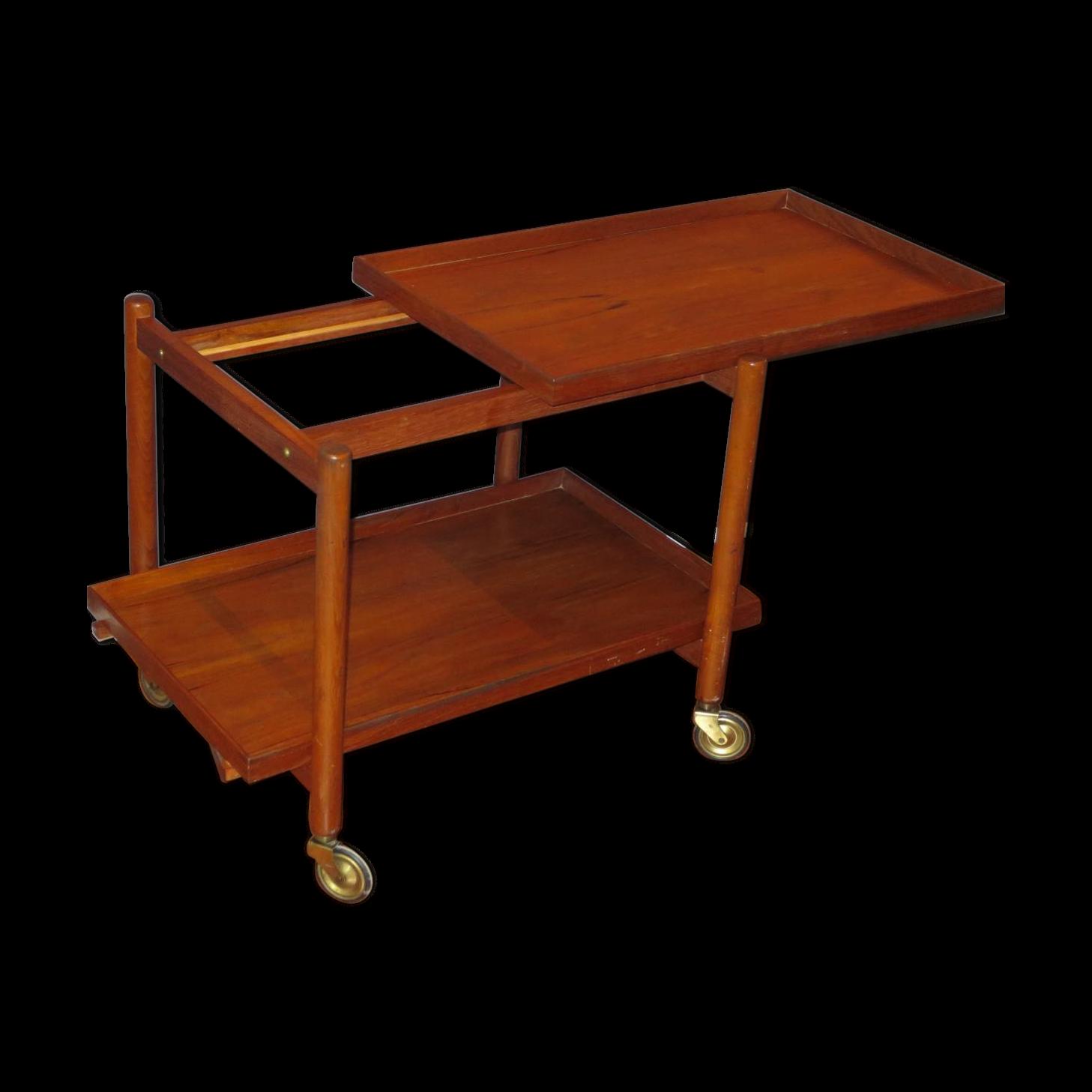 Table roulante pliable amazing table roulante pliante bhv - Table a langer roulante ...