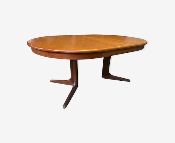 Table Baumann avec rallonges