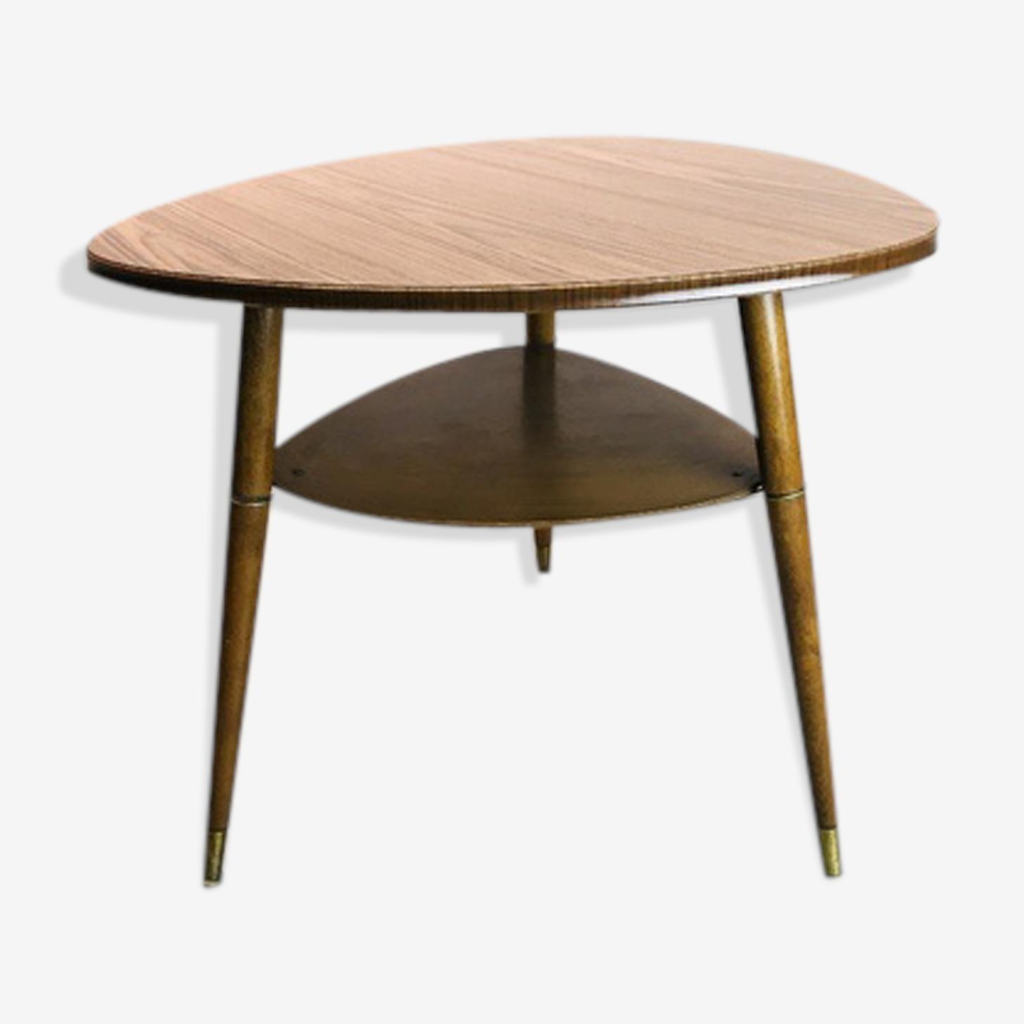 Table tripode années 60
