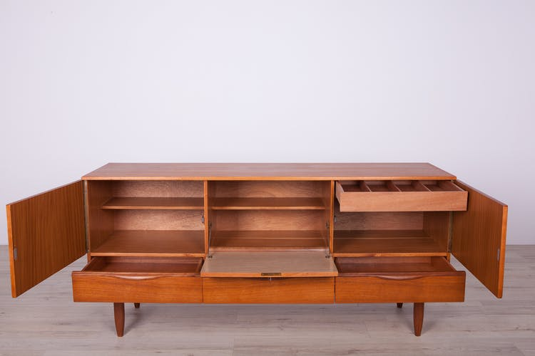 Teak Sideboard from Portwood, 1960s