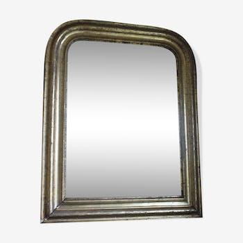 Old wooden mirror 60x50cm