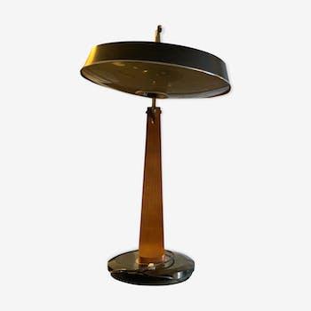 Lampe de table phase président vers 1950