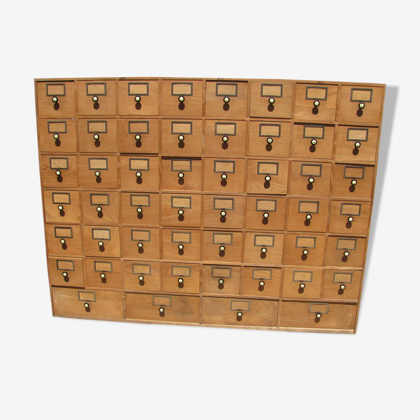 Furniture business 52 lockers or drawers