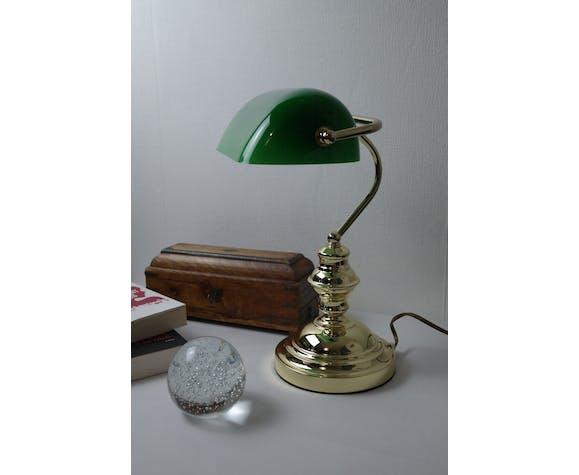 Lampe de banquier | Selency