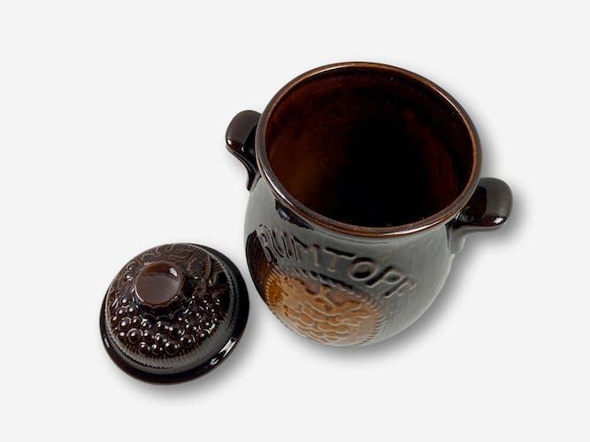 Rumtopf brun