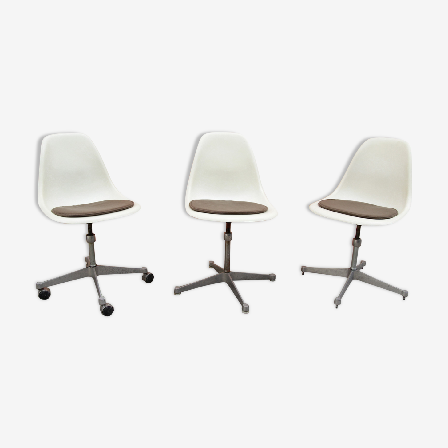 PSC  chairs Eames Herman Miller