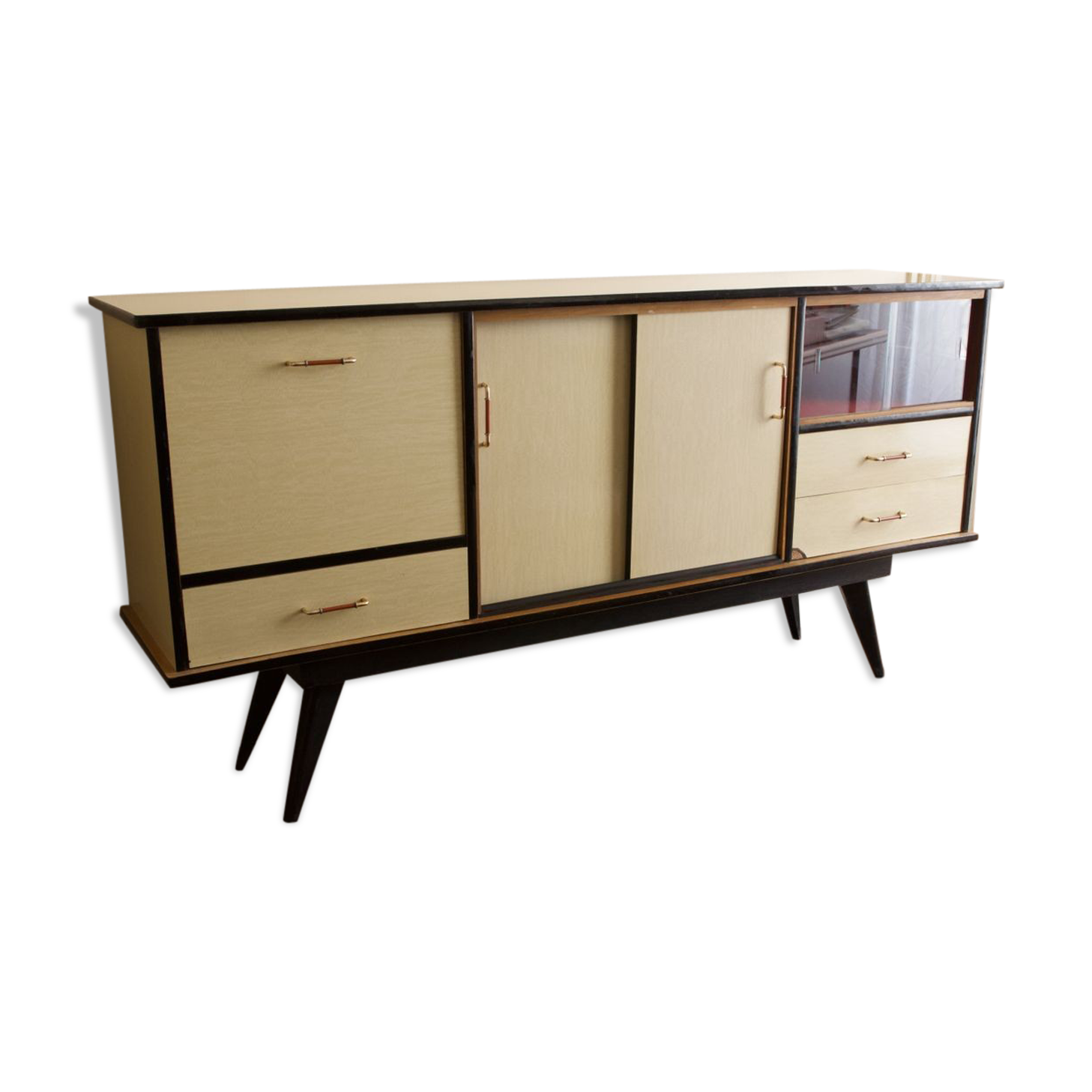 Best Cheap Stunning Enfilade Buffet En Formica Retro With Relooker Un Meuble  En Formica With Comment Relooker Un Meuble En Formica With Comment Relooker  Un ...
