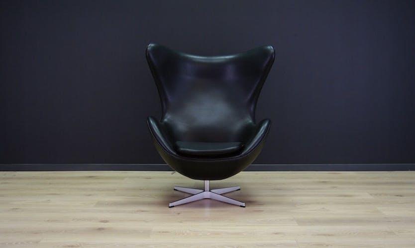 Fauteuil Egg par Arne Jacobsen pour Fritz Hansen
