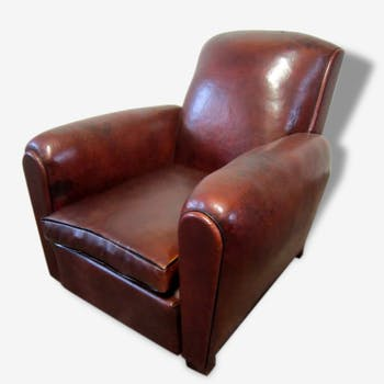 Fauteuil Club Vitage